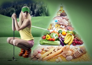 diet for golfers