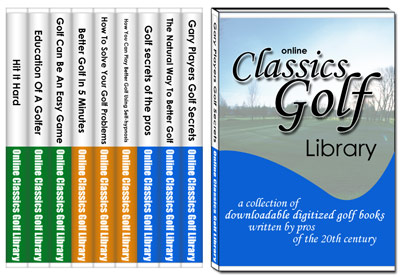 Oline Classics Golf Library